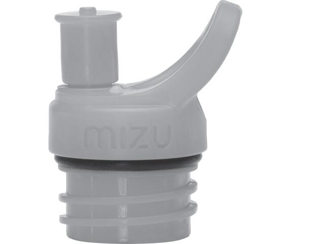 MIZU Sports Gorra, light grey
